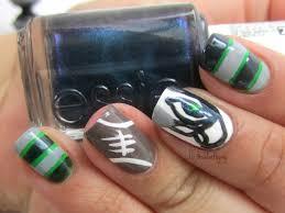 nails by ms lizard seattle cityscape nails amateur manicure a