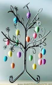easter ornaments finials treetoppers and garlands for easter