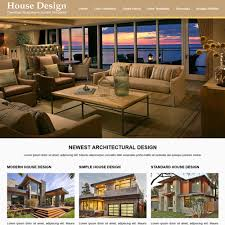 free house design joomla template by joomlasaver