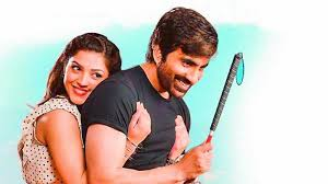 Comes The Blind Fury Raja The Great Movie Review Ravi Teja Sparkles In Blind Fury
