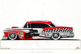 vintage cars drawings drawings sebastian motsch