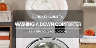 Drying Down Comforter Without Tennis Balls The Ultimate Guide To Washing A Down Comforter Comforter Expert