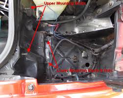 motor website fiero headlight motor rebuild
