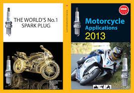 ngk motorcycle product line 2013 catalog by attila talpai issuu