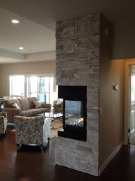 fireplace montigo hl38crni2 interior stone sunset glacier