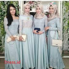 model baju 31 style model baju muslim terbaru untuk acara pesta dress id