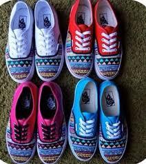 blue patterned shoes 123 best sharpie shoes images on pinterest espadrilles
