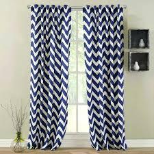 Chevron Navy Curtains Chevron Print Curtains U2013 Teawing Co