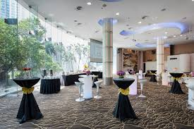 top 5 places for garden themed wedding in kl with air condition