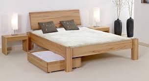 Cantus Schlafzimmer Buche Natürliches Massivholzbett Aus Eiche Oder Buche Bett Pescara