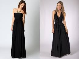 make up ideas for a black dress beauty zone