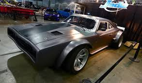 Dodge Challenger Modified - dom u0027s insane dodge ice charger for fast 8 sounds menacing