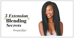 knappy hair extensions blending your hair with clip ins knappy hair extensions