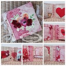 anniversary album anniversary handmade personalised albums scrapbooks