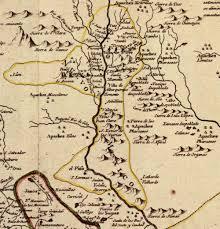 Santa Fe New Mexico Map by Josefina Unit Study America U0027s Southwest Frontier