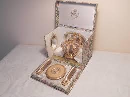 Crown Royal Gift Set Antiques Atlas Vintage Myrna Pons Royal Perfume Compact Set