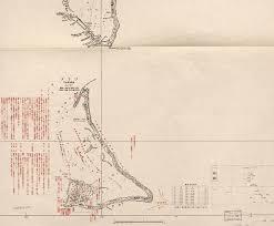 secret map map of the gilbert islands secret with a proviso