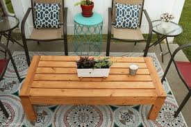 Diy Patio Table Diy Patio Table Pics And Pastries