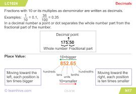 learnhive cambridge checkpoint grade 6 mathematics decimals