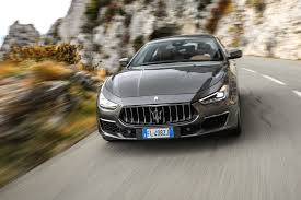gray maserati maserati ghibli by car magazine