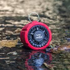 bike waterproofs red fox wireless rover ipx7 waterproof bluetooth speaker