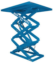 Scissor Lift Tables How Does A Hydraulic Scissor Lift Table Work Beaton Industrial