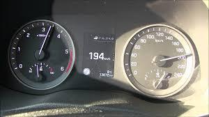 2015 hyundai tucson 1 7 crdi 116 hp top speed german autobahn