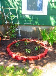 how to make a brick raised garden bed non toxic snapguide