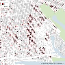 How To Calculate The Square Footage Of A House How Many Row Houses Are There In New York City Urban Omnibus