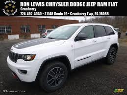 jeep grand cherokee trailhawk 2017 bright white jeep grand cherokee trailhawk 4x4 117291143
