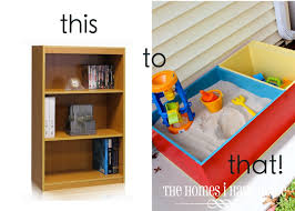 Play Kitchen From Old Furniture by Color Block Sandbox Wayfair Diy Challenge The Homes I Have Made