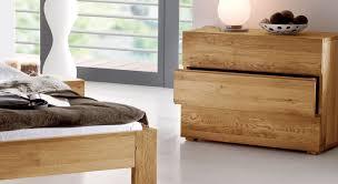 Schlafzimmerm El Eiche Massiv Massivholz Kommode Aus Massiver Eiche Natura Betten De