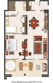 club meliá one bedroom master suite at paradisus playa del carmen