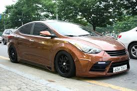 2011 black hyundai elantra hyundai elantra brown black 2 rides styling