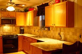 wall color for kitchen with oak cabinets my home design journey