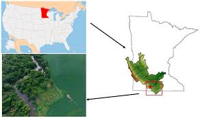 Minnesota Usa Map by Water Free Full Text Design And Hydrologic Performance Of A