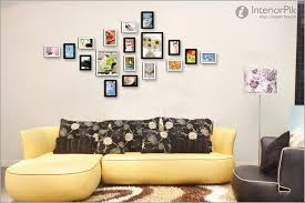 wall decor ideas for small living room wall decorating ideas for living rooms with exemplary decorate