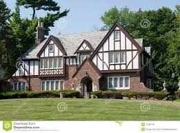 english tudor mansion stock photography image 15386742