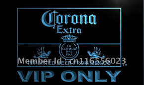 la417 corona extra vip only beer led neon light sign home decor