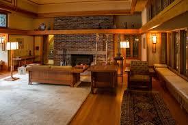 frank lloyd wright living room frances w little living room the frank lloyd wright room