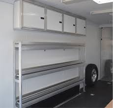 race car trailer cabinets enclosed car trailers racing trailers look trailers