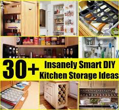 kitchen utensil storage ideas 30 insanely smart diy kitchen storage ideas diycozyworld