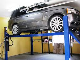best car lift for home garage the good one u2014 the better garages