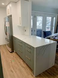 ikea grey green kitchen cabinets has anyone actually used the bodarp ikea cabinet doors