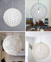 Pendant Light With Shade by Diy Pendant Light Tutorials How About Orange