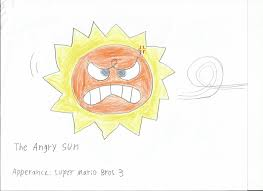 angry sun drawing by koopshikinggeoshi on deviantart