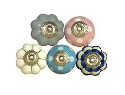 ceramic cabinet knobs retro pink ceramic cabinet knobs cupboard