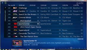 spruce up your windows media center tv guide with my channel logos