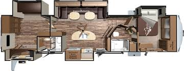 Rv Floor Plans by Flooring Open Range Rvans Fifth Wheel Floor Plansopen Travel