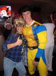 Halloween Costumes Wolverine Jonathan Toews U0027 Halloween Costume Scare Children